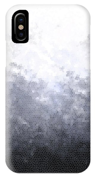 Pattern iPhone Case - Mosaic Ombre by Cortney Herron