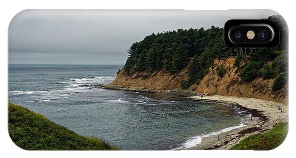 Moss Beach IPhone Case