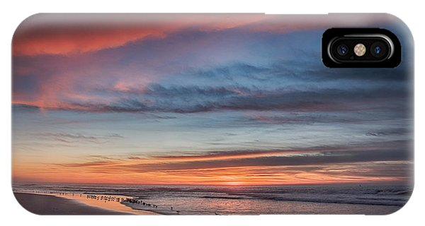 Monterey iPhone Case - Moss Landing Sunset by Bill Roberts