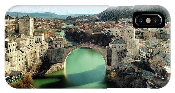 Mostar iPhone Case - Mostar by Bez Dan