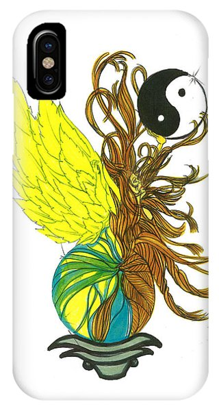 Mother Earth Phone Case by Harry Richards