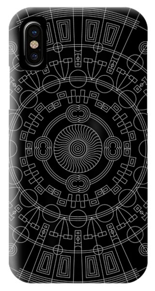 Wood Carving iPhone Case - Mother Inverse by DB Artist