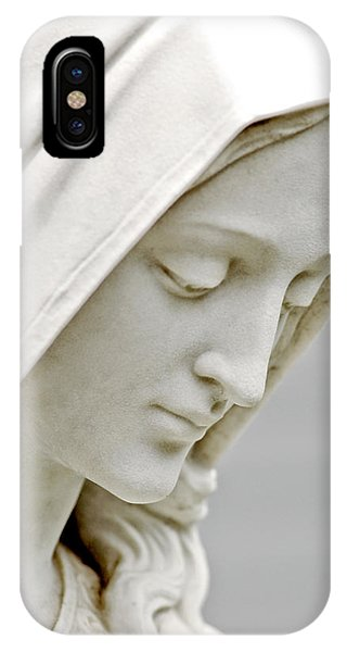 Mother Mary Comes To Me... IPhone Case