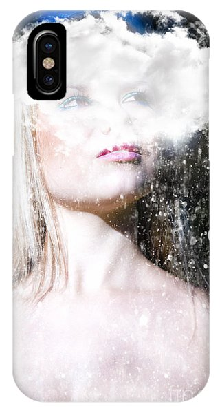 Eye Ball iPhone Case - Mother Nature by Jorgo Photography - Wall Art Gallery