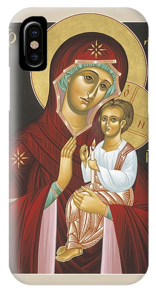 Mother Of God Light In All Darkness 016 IPhone Case