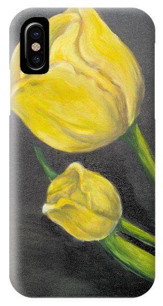 IPhone Case featuring the painting Mother's Day by Saundra Johnson
