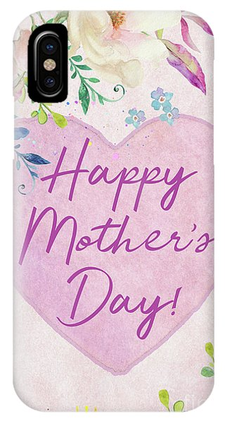 Mother's Day Wishes IPhone Case