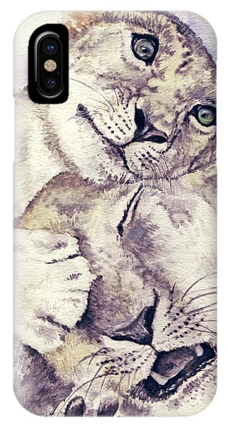 Mothers Love IPhone Case