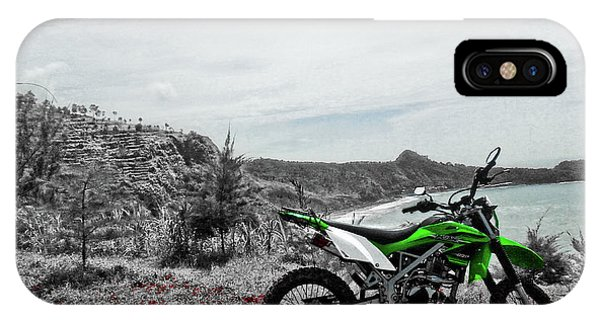 iPhone Case - Motocross by Wahyu Nugroho