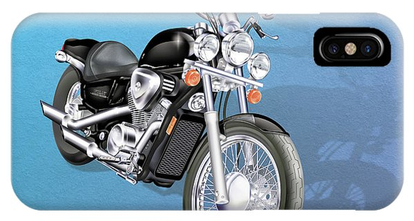 Motorcycle IPhone Case