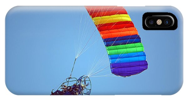 Motorized Parasail 2 IPhone Case