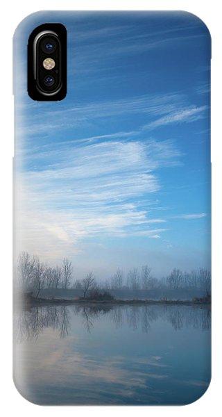 Mottled Sky IPhone Case