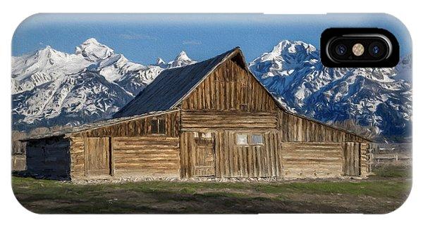 Moulton Barn IPhone Case