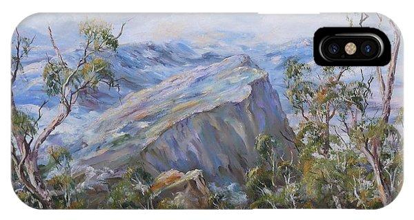 Mount Abrupt Grampians Victoria IPhone Case