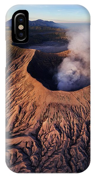 Mount Bromo At Sunrise IPhone Case