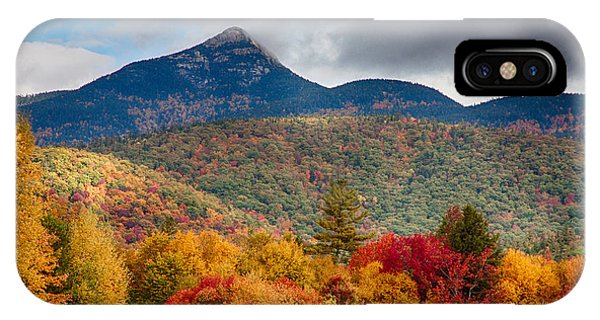 Mount Chocorua-one IPhone Case