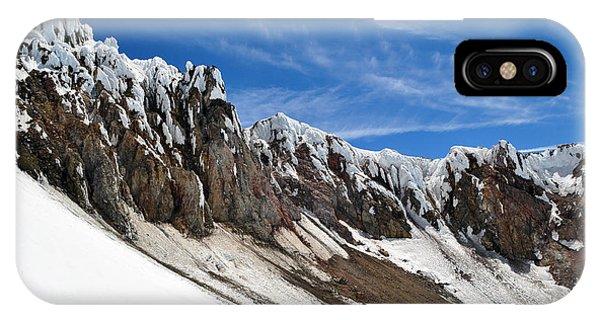Mount Hood IPhone Case