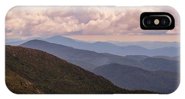 Mount Mansfield Vermont IPhone Case