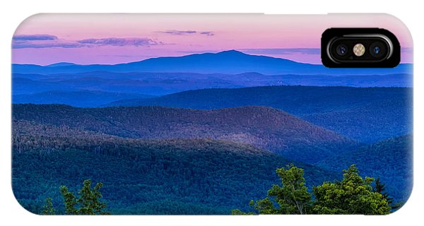 Mount Monadnock From Vermont IPhone Case