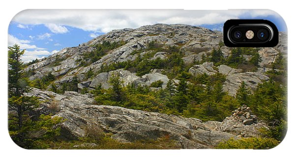Mount Monadnock Summit From Pumpelly Trail IPhone Case
