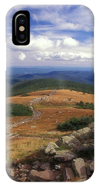Mount Moosilauke Summit IPhone Case