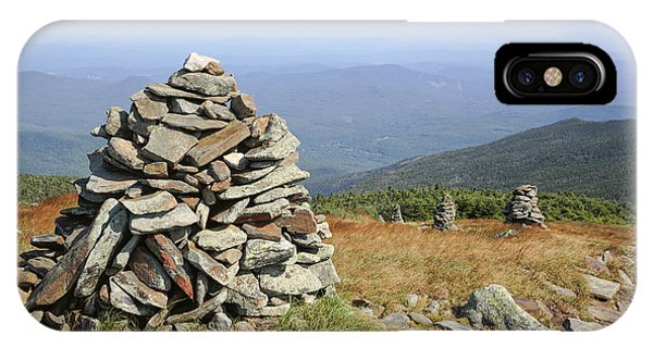 Mount Moosilauke - White Mountains New Hampshire IPhone Case