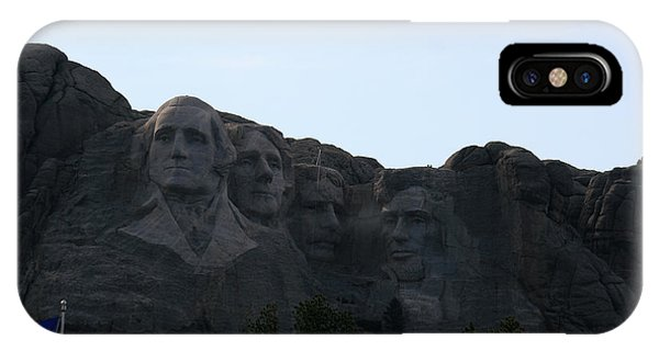 Mount Rushmore Phone Case by George Jones