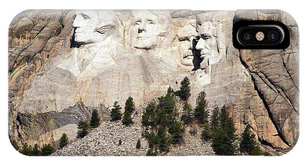 Mount Rushmore I IPhone Case