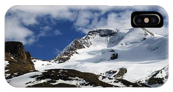 iPhone Case - Mount Wilcox Jasper National Park by Bob Christopher