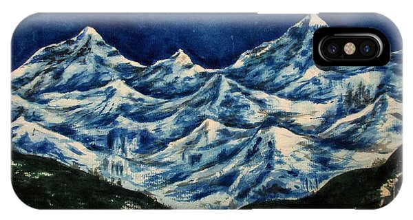 Mountain-2 IPhone Case