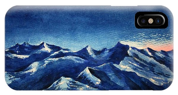 Mountain-4 IPhone Case
