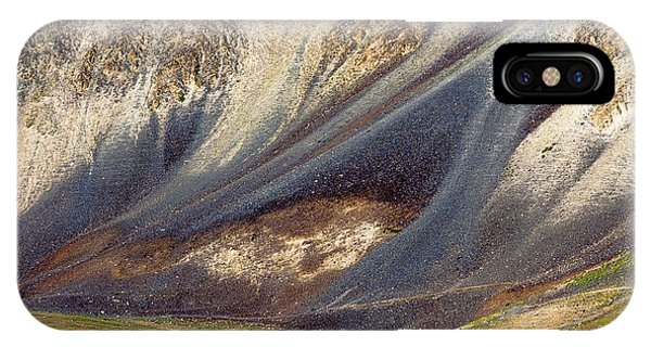 Mountain Abstract 2 IPhone Case