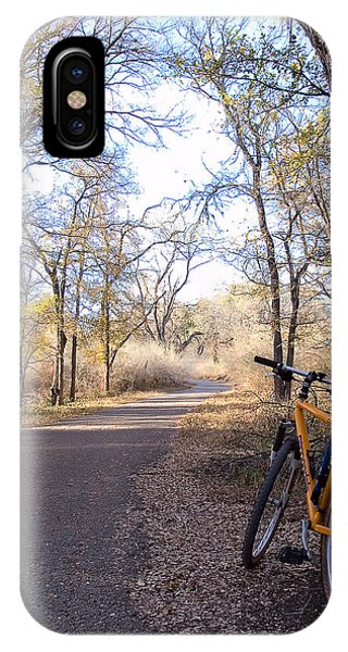 Mountain Bike Trail IPhone Case