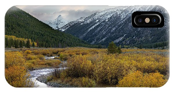 Mountain Grandeur IPhone Case