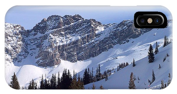 Mountain High - Salt Lake Ut IPhone Case