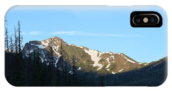 Mountain In Rocky Mountian Np Co IPhone Case