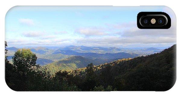 Mountain Landscape 1 IPhone Case