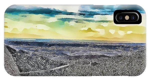Mountain Landscape 7 IPhone Case