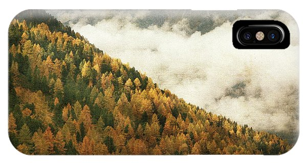 Mountain Landscape IPhone Case