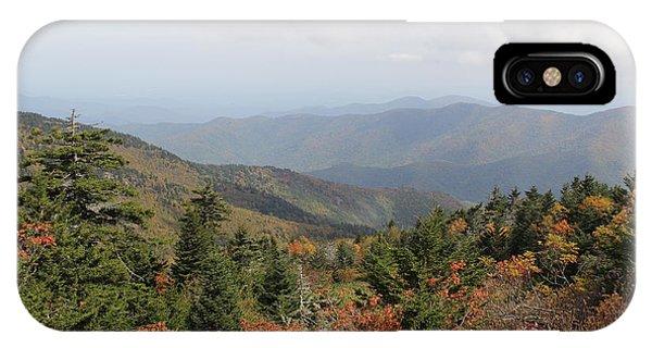 Mountain Long View IPhone Case
