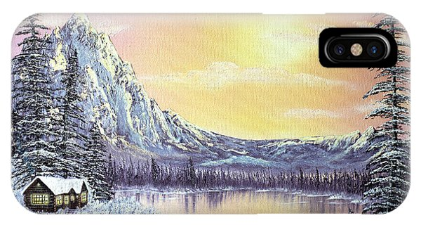 Mountain Majesty IPhone Case