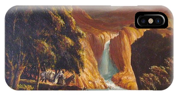 Mountain Men IPhone Case