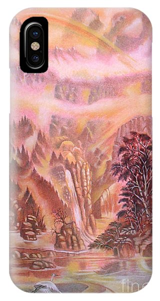 Mountain Mist IPhone Case