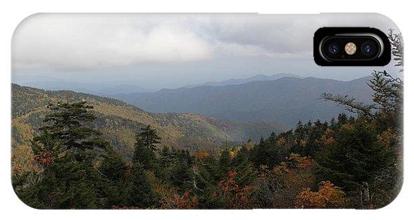 Mountain Ridge View IPhone Case