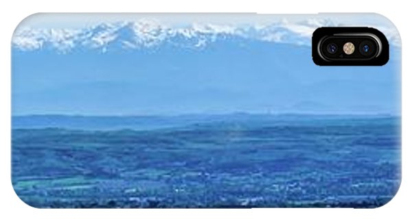 Mountain Scenery 16 IPhone Case
