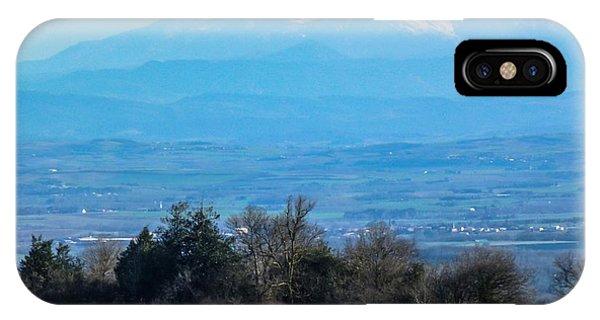Mountain Scenery 6 IPhone Case