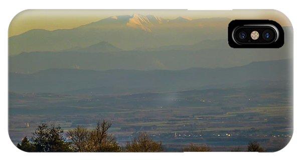 Mountain Scenery 8 IPhone Case