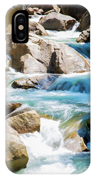 Mountain Spring Water IPhone Case