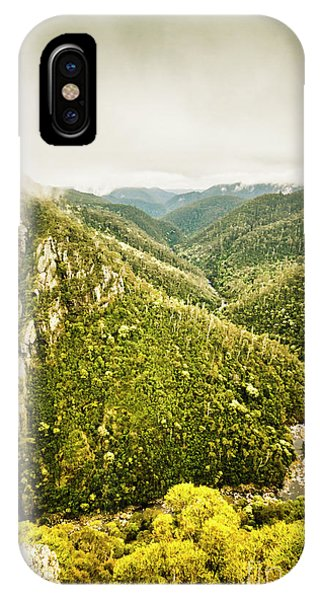 Greenery iPhone Case - Mountain Streams by Jorgo Photography - Wall Art Gallery