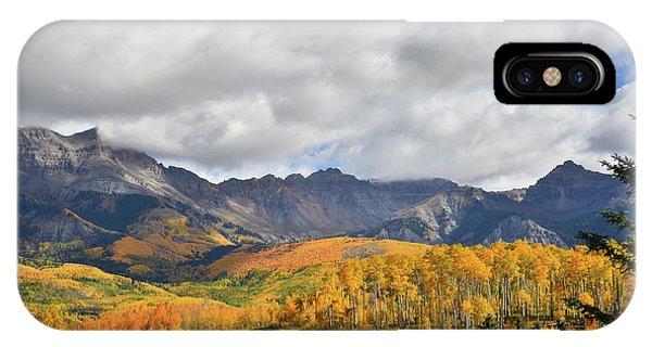Mountain Village Telluride IPhone Case